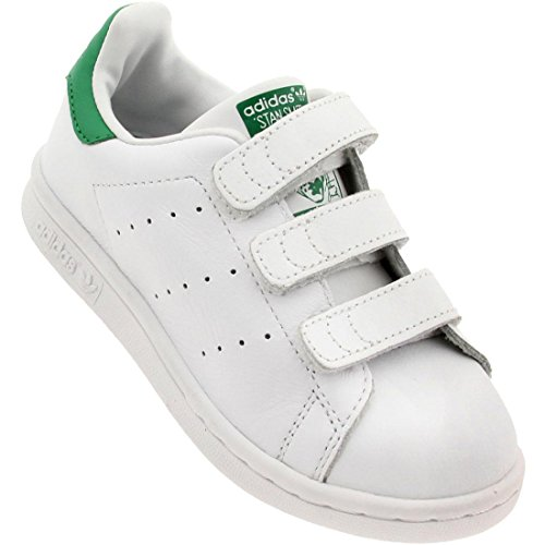 fafd362e74881b Spunky Munky Kids Clothing adidas Originals Boys  Stan Smith CF C ...