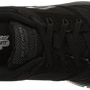 Skechers Kids Flex Advantage School Shoe ,Black,1 M US Little Kid